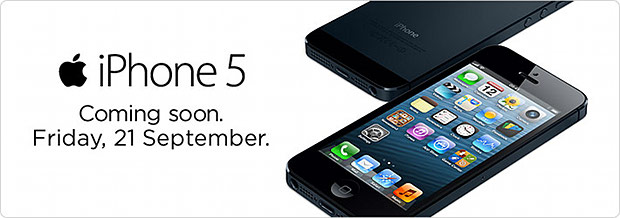 Pre-Registration For iPhone 5 in Singapore