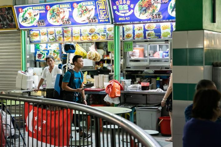 Google to map hawker centres in S'pore