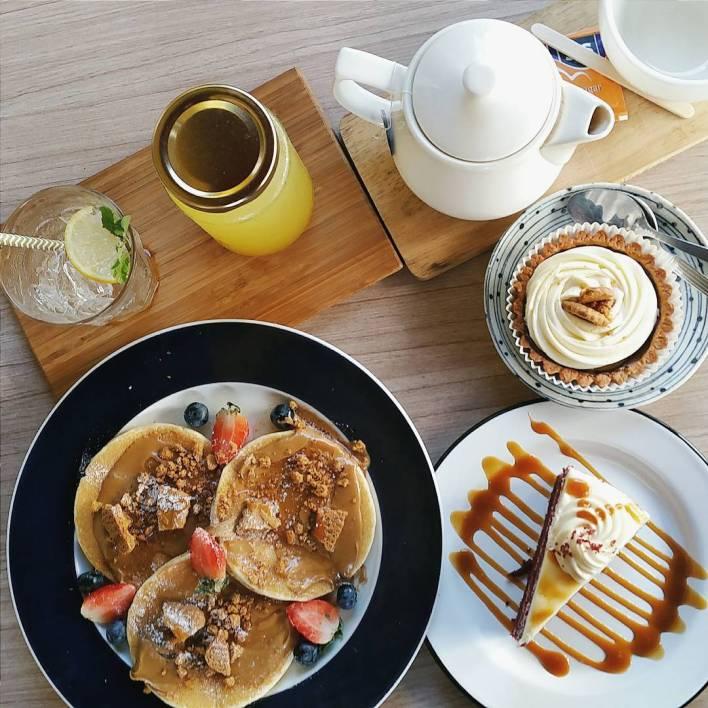 Butter Studio Halal Desserts Bakes Bakery Singapore