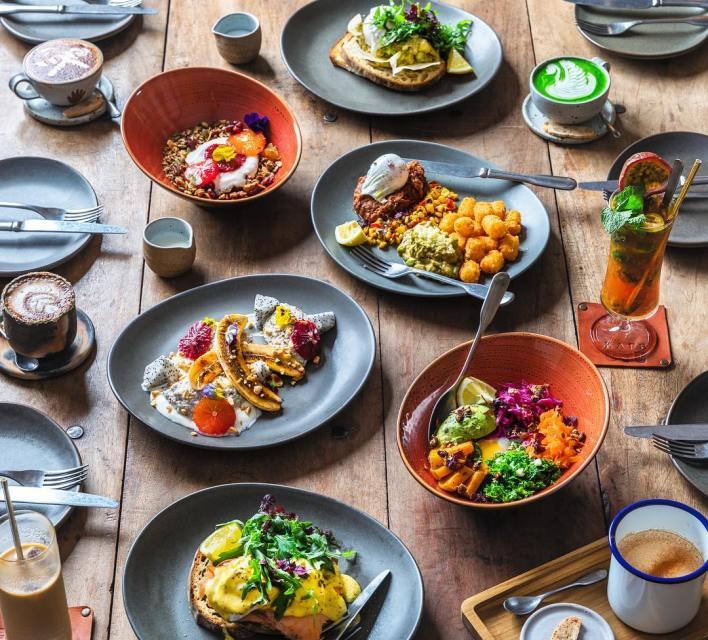 Kafe Utu African Cafe Special Singapore