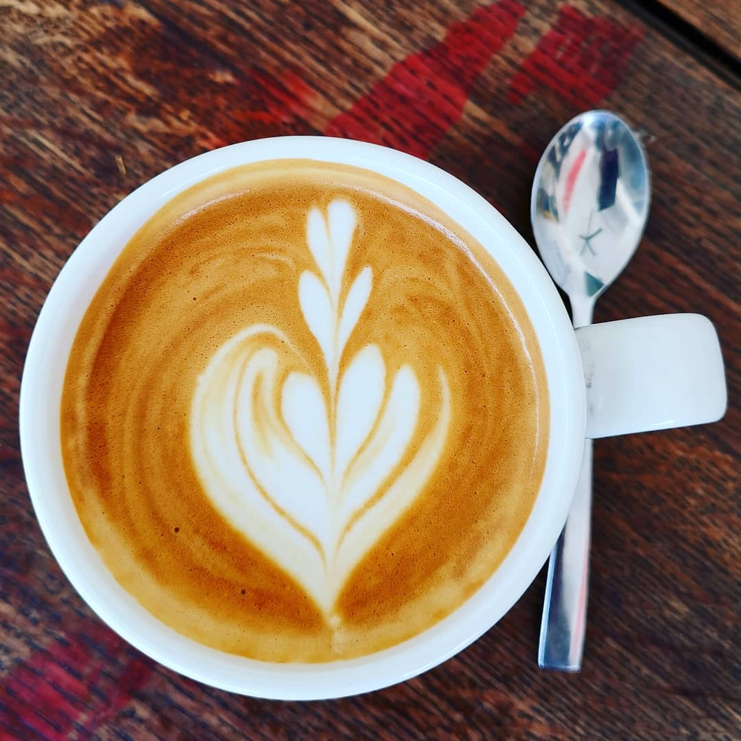 Specialty Coffee Latte Art Singapore Pastries