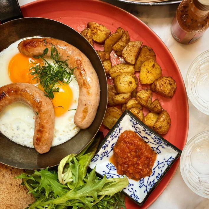 All Things Delicious Halal Breakfast Brunch Food Cafe