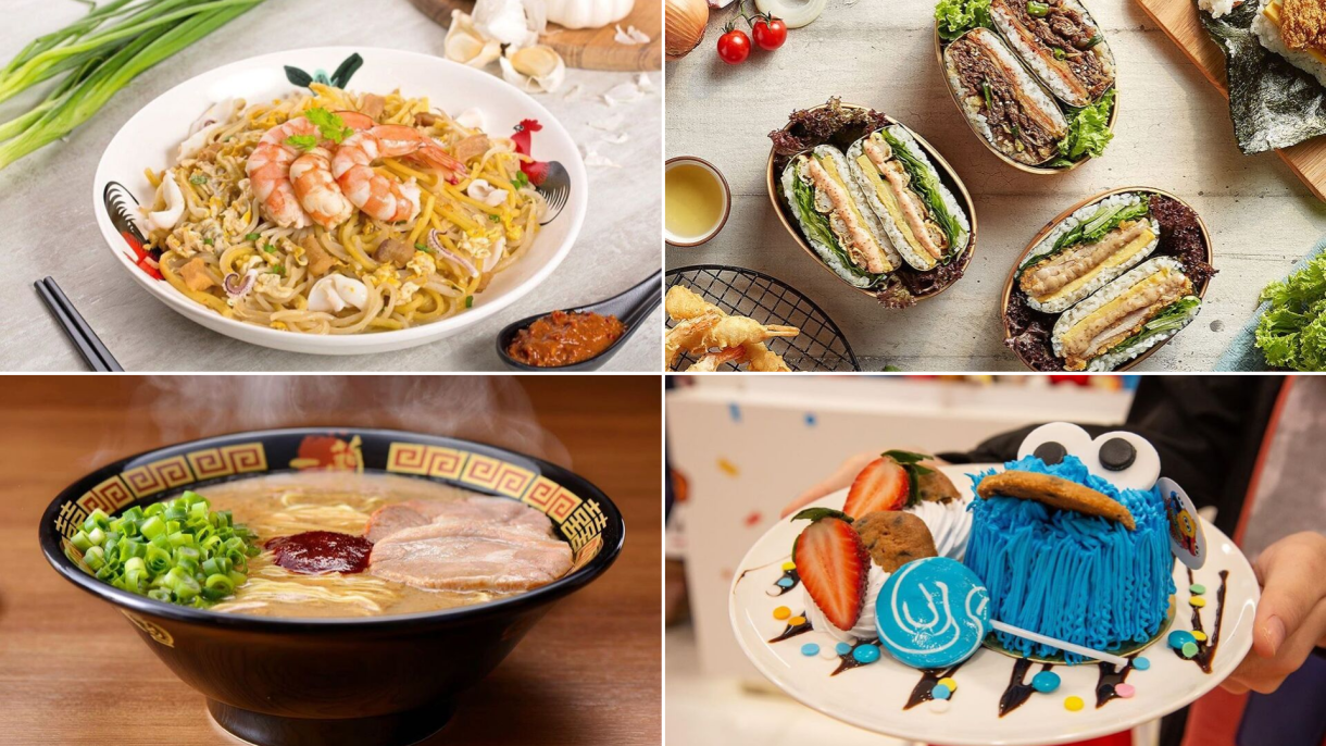 10 New Restaurant and Eateries Pop Up Singapore October