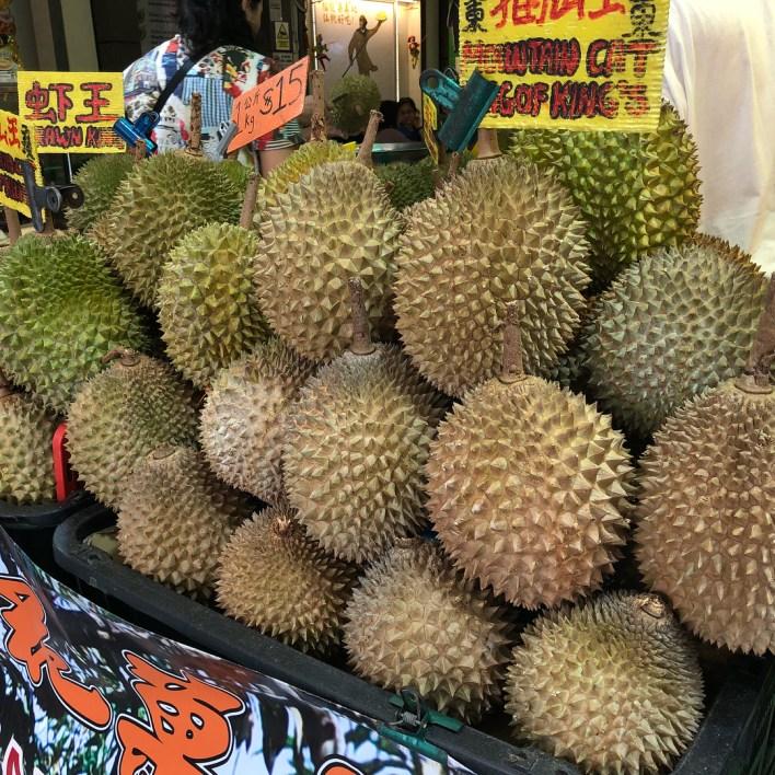 101 Durian Chinatown