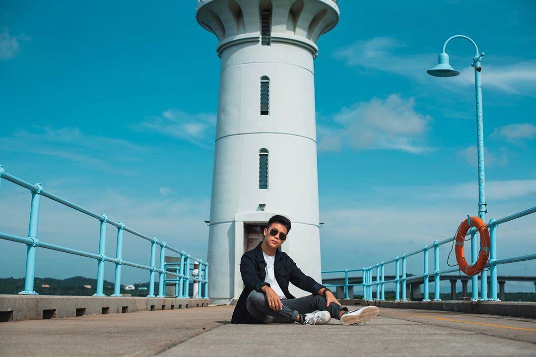 Raffles Marina Lighthouse Insta Worthy