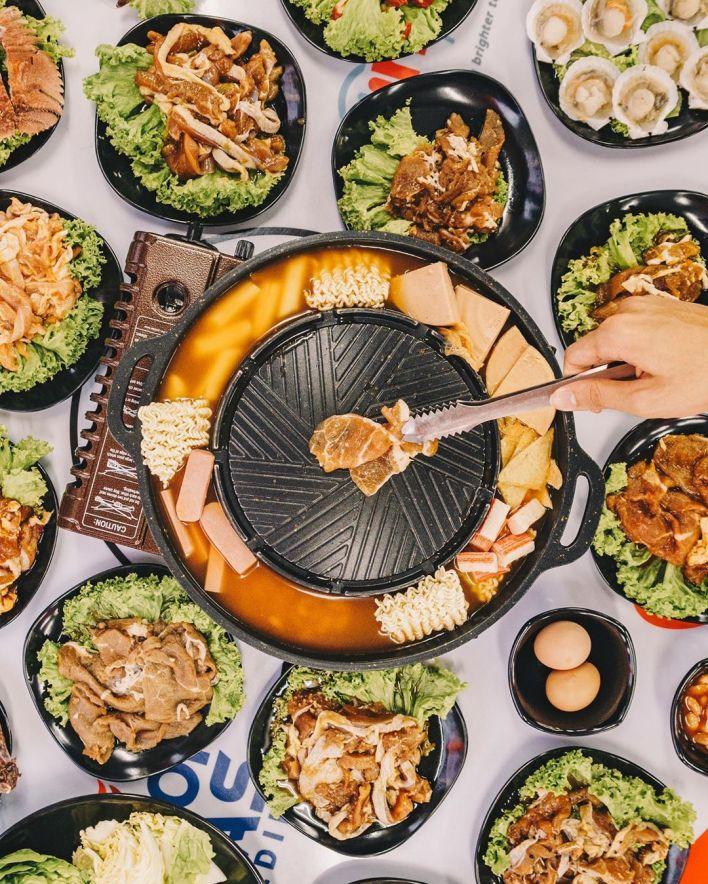 Seoulid Korean BBQ New December