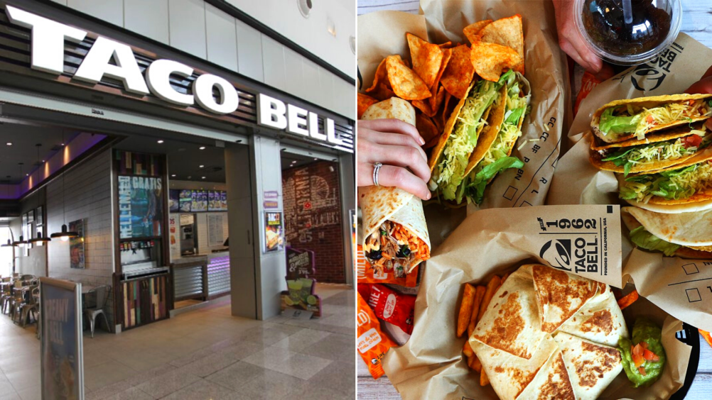 New In Taco Bell Plans To Open In Indonesia April 2020 Singapore Foodie