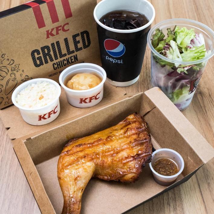 KFC Signature Grilled Chicken