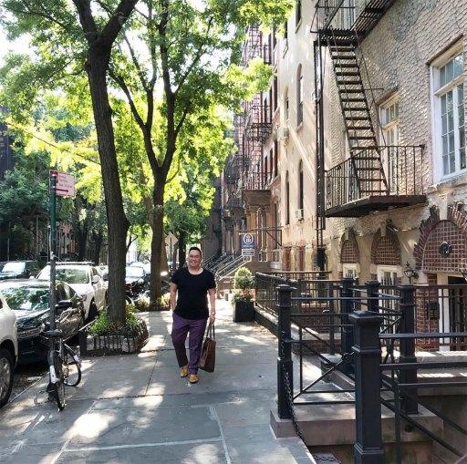Nigel in Manhattan New York