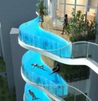 Mumbai Tower to Feature Swimming Pool Balconies ...