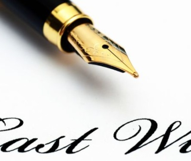 Writing A Will Is An Integral Part Of Estate Planning It Can Help You To Distribute Your Assets According To Your Wishes Such As Passing Your Estate On To