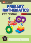 Primary Mathematics Common Core Extra Prac 3