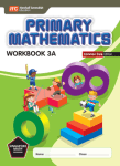 Primary Mathematics Common Core workbook 3a