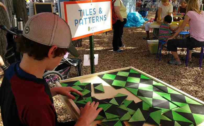 Math On-A-Stick: Tiles