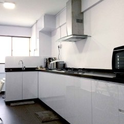 Kitchen Cabinet Doors For Sale Bar Designs Hdb 4 Room Package | Renovation Contractor Singapore