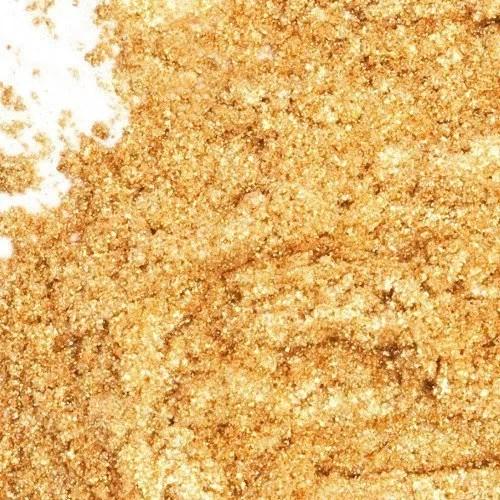 Gold 24 Karat Sparkle Mica Powder