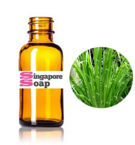 Pure Lemongrass Essential Oil