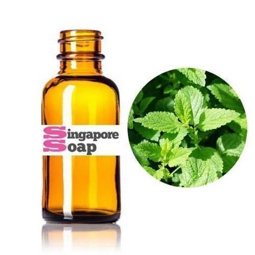 Pure Spearmint Essential Oil