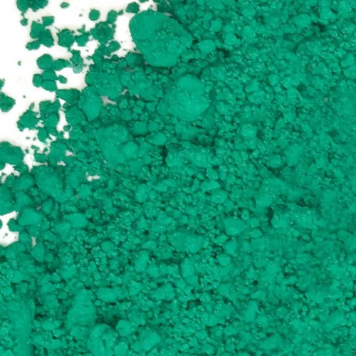 Teal Green Pigment Powder