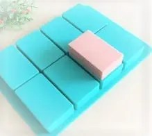 8 Cavity Soap mold