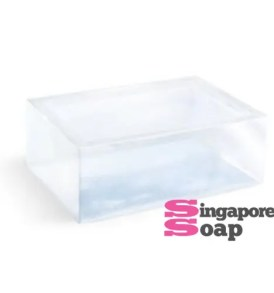 Crystal Clear Glycerine Melt and Pour Soap Base
