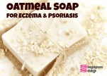 Where to Buy Oatmeal Soap for Eczema & Psoriasis