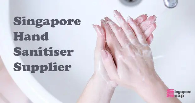 Hand Sanitiser Manufacturer Supplier Singapore Soap Supplies