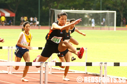 Top student athletes like Singapore Sports School hurdler Goh Wei Ning will have less time to prepare for the National Schools Track and Field C'ships next year