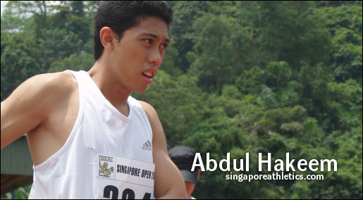 A technical cock-up at the 14th Asean University Games has caused Abdul Hakeem's national 110m hurdles record to be declared null and void