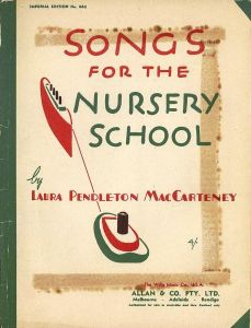 songs for the nursery