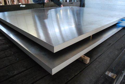 singcorelightweightaluminumhoneycombpanels  Nonwarping patented wooden pivot door