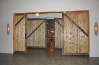 Large Oversized Doors  Non-warping patented wooden pivot ...