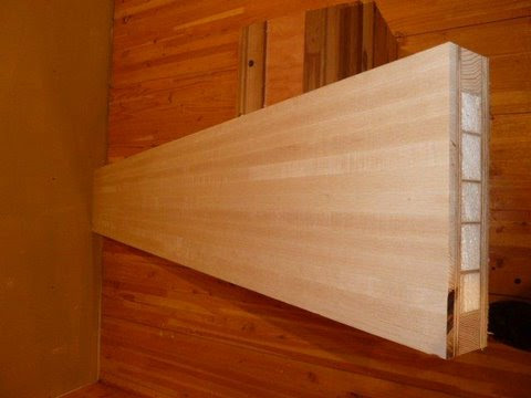 kitchen sliding shelves aid replacement parts photo-example-of-engineered-wood-beam-torsion-box-core ...