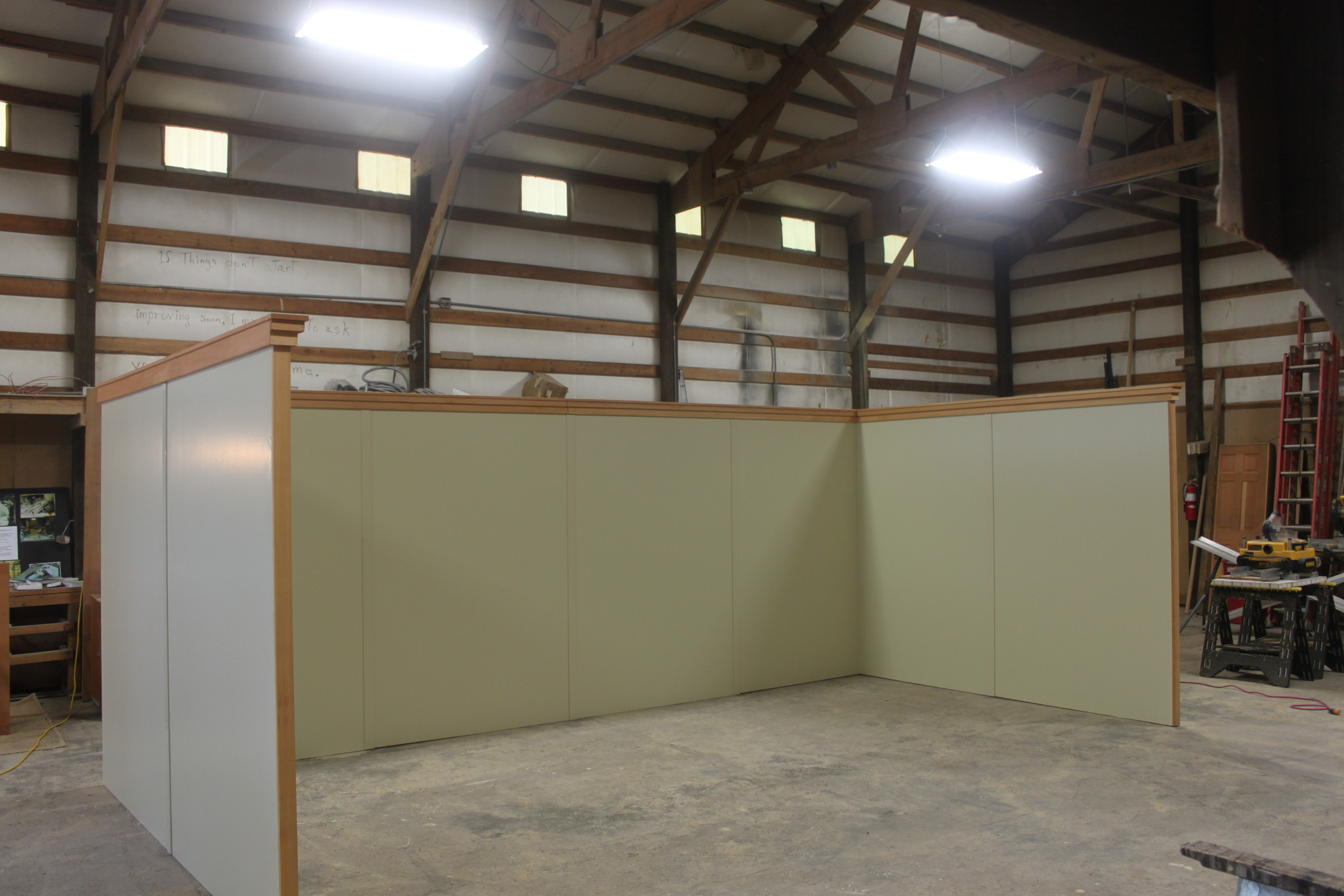 Tiny House Reinforced Structural Insulated Panels at Lowe