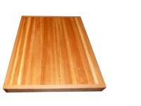 Natural wood butcher block table top countertops kitchen ...