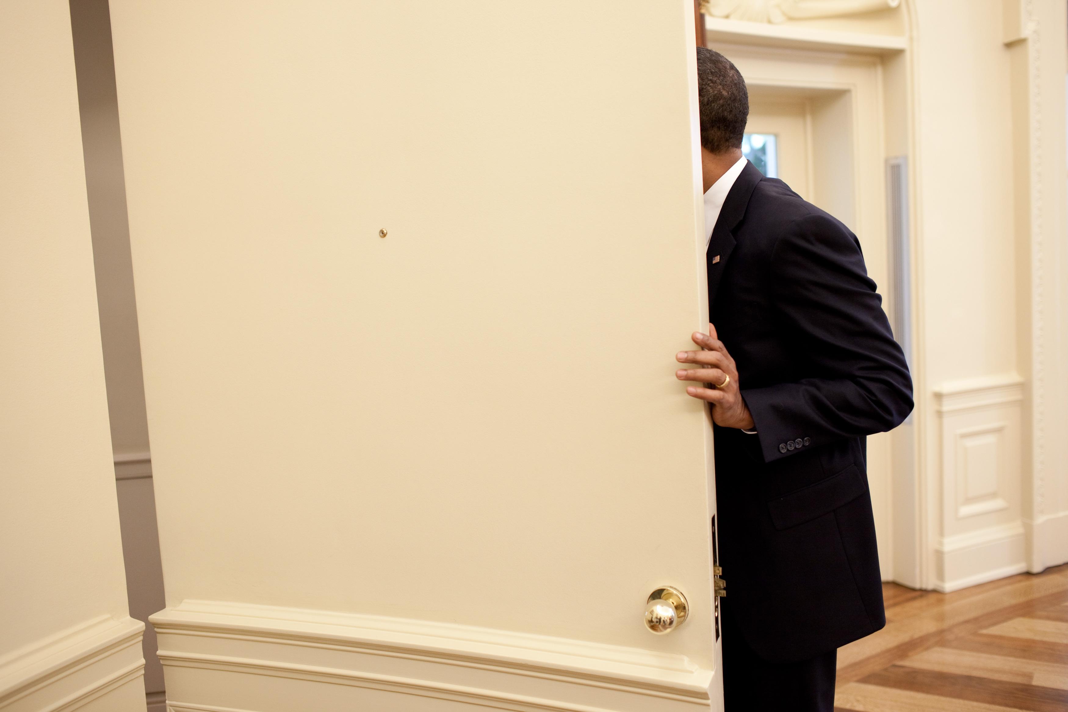 Man door exit  Non