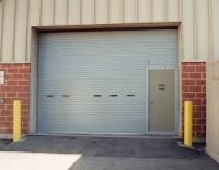 Man door  Non-warping patented honeycomb panels and door ...