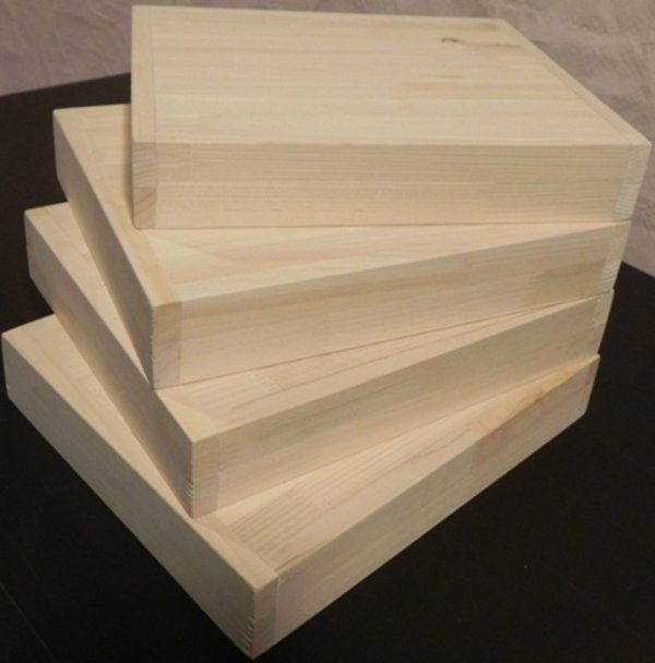 Sandwich Panel Aluminum Warping Patented Wooden - Year of