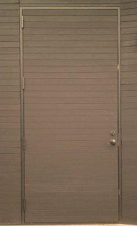 Standard Door Width Door Core  Non-warping patented ...
