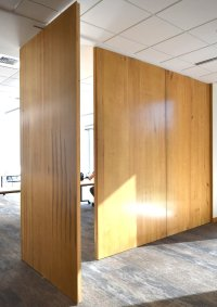 bedroom dividers  Non-warping patented honeycomb panels ...