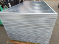 Insulated Aluminum Panels  Non
