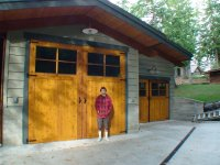 Oversized Doors  Non-warping patented wooden pivot door ...