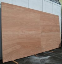 Temporary Exterior Walls  Non-warping patented wooden ...