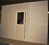 Temporary Doors & ... Full Image For Temporary Walls Room ...