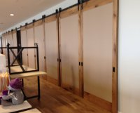 sliding french doors  Non-warping patented wooden pivot ...