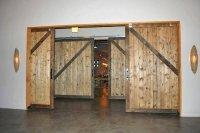 custom sliding doors  Non-warping patented honeycomb ...