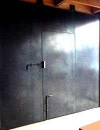 Custom Sliding Doors  Non-warping patented wooden pivot ...