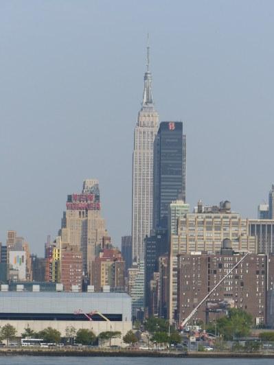 Und immer wieder das Empire State Building!