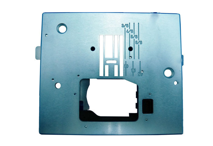 ジグザグ針板(7枚歯用) HP33676 | ミシンを選ぶならシンガー ...