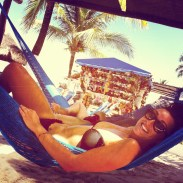 Chilling in Cozumel, Mexico